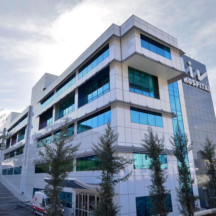 Liv Hospital Ulus clinic